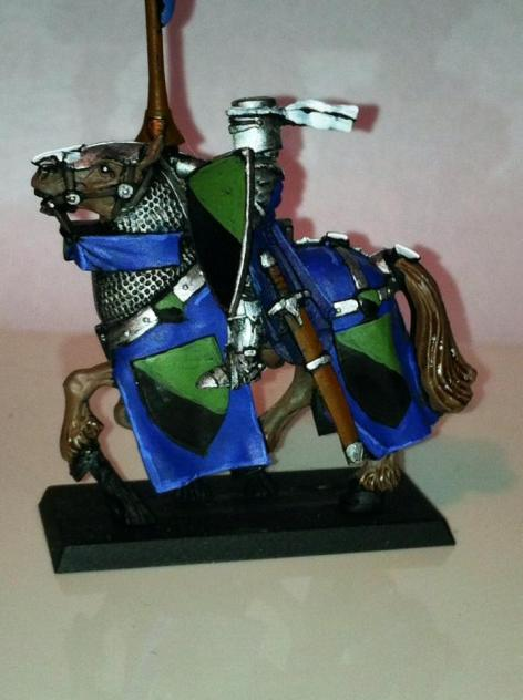 BlueGreenBlack Knight