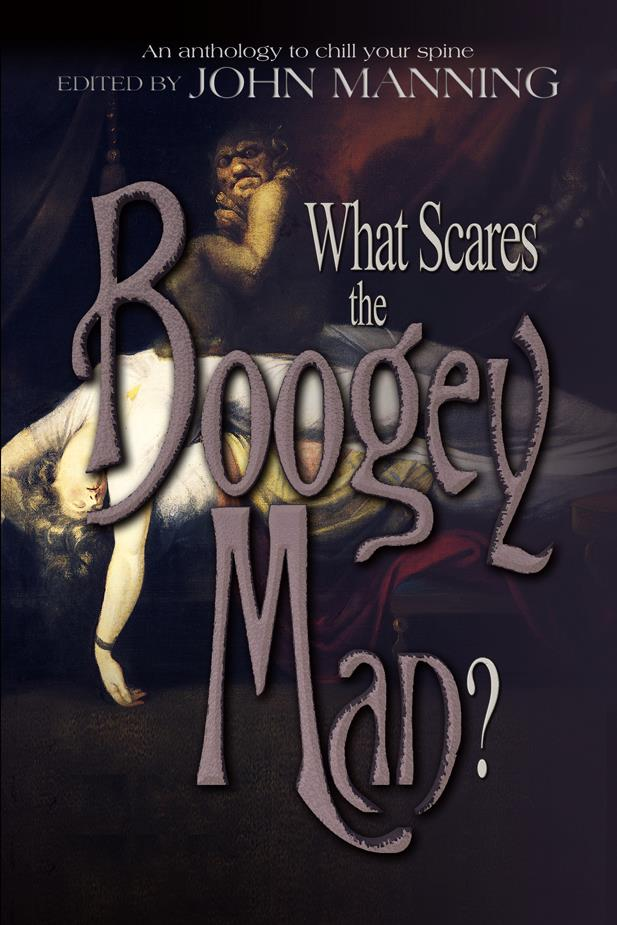 What Scares the Boogeyman?  cover: ©2013 Janet Morris