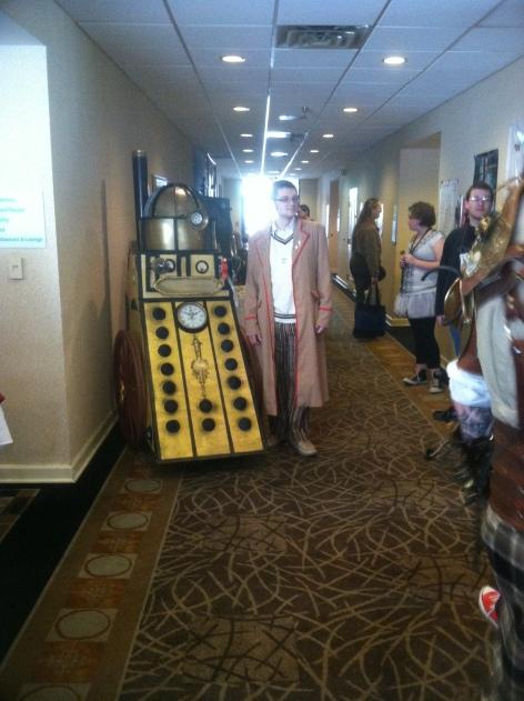 Steampunk Dalek. Inebriate! Inebriate!