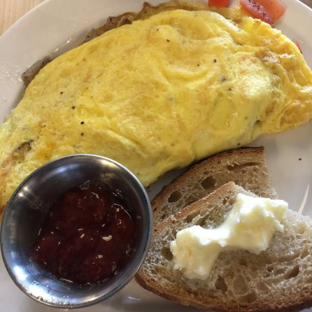 Frothy Omelet